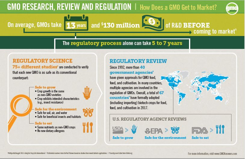 Where GMOs Are Grown | GMO Answers