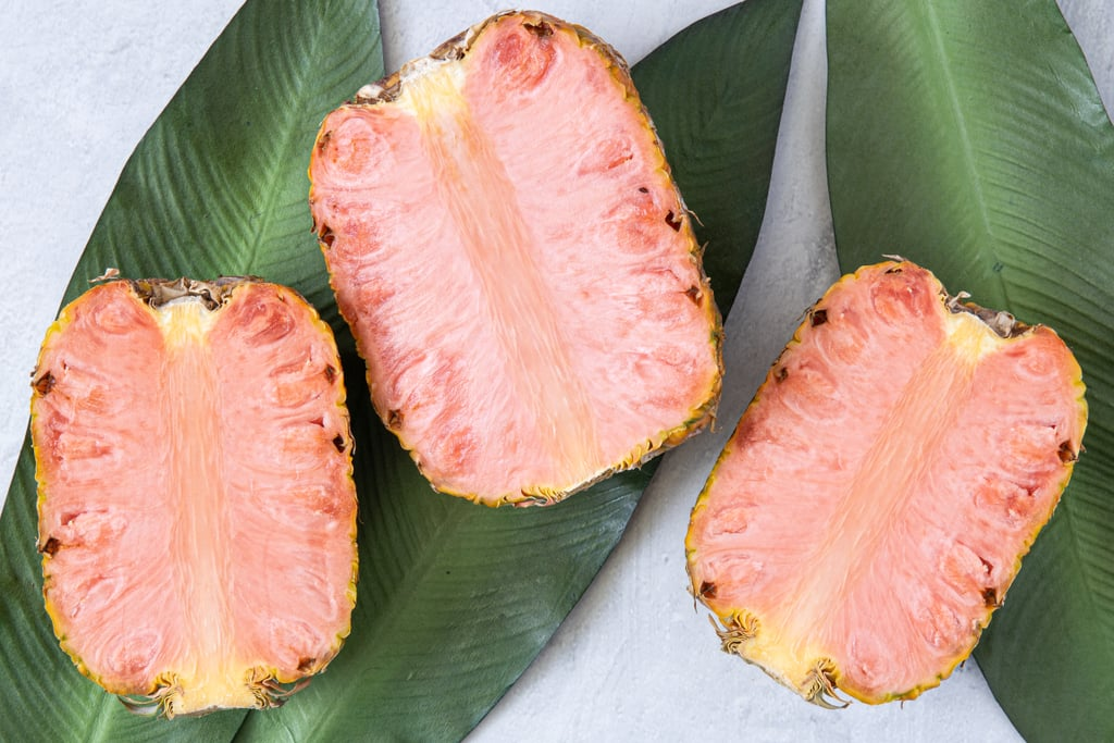 Del Monte PinkGlow™ Rosé Pineapples