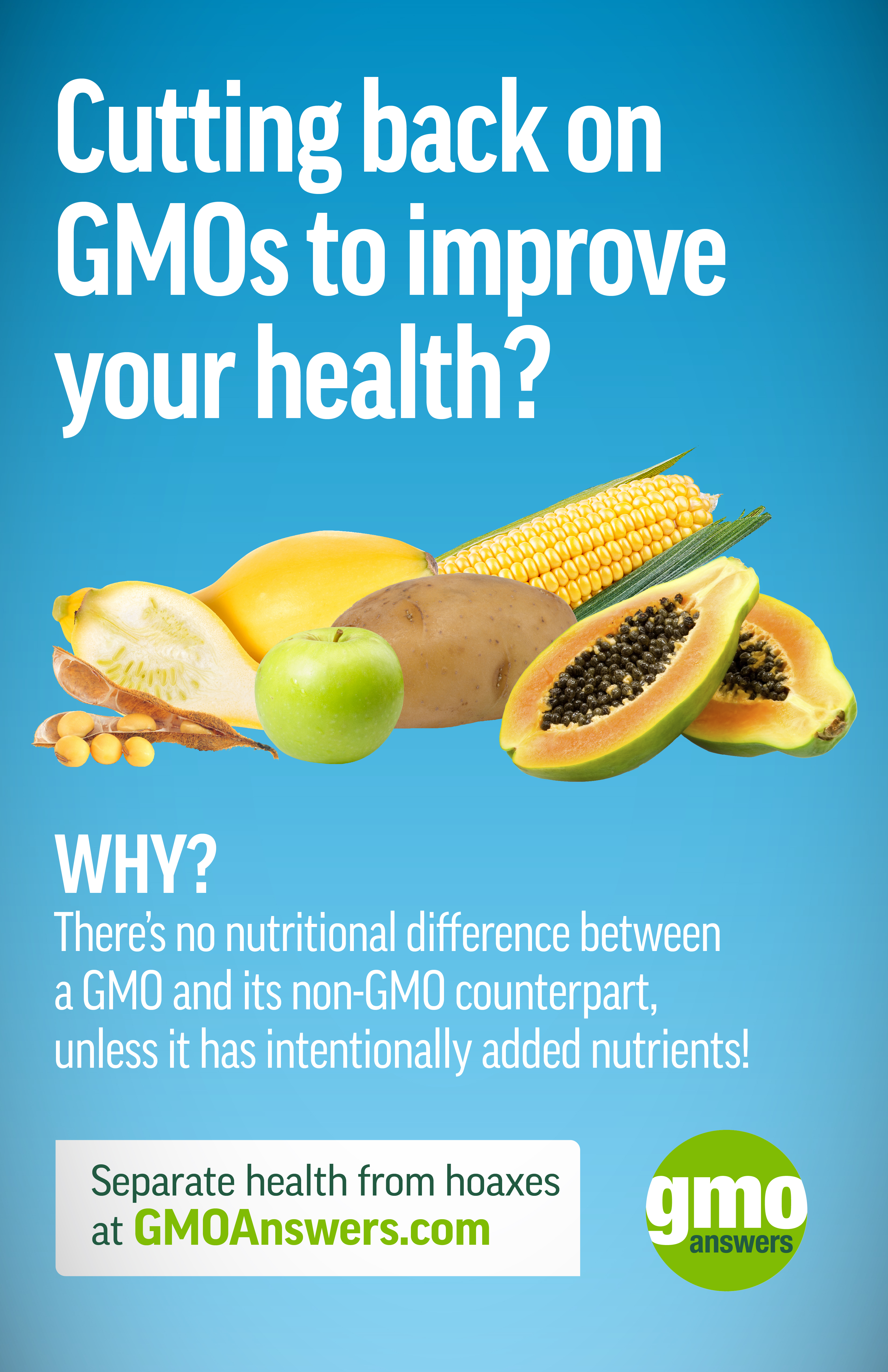 Gmos And Nutrition Gmo Answers