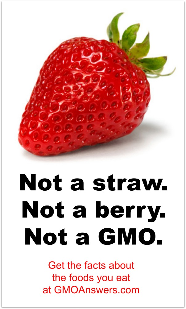 """What is """"Get to Know GMOs Month""""? 